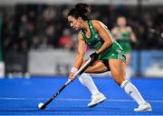 3 November 2019; Anna O'Flanagan of Ireland during the FIH Women's Olympic Qualifier match between Ireland and Canada at Energia Park in Dublin. Photo by Brendan Moran/Sportsfile