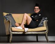7 November 2019; Keeva Keena in attendance at a Republic of Ireland WNT Media Session at Johnstown House in Enfield, Meath. Photo by Matt Browne/Sportsfile