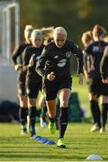8 November 2019; Stephanie Roche during a Republic of Ireland WNT training session at Johnstown House in Enfield, Meath. Photo by Seb Daly/Sportsfile