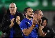 8 November 2019; James Lowe of Leinster following the Guinness PRO14 Round 6 match between Connacht and Leinster at the Sportsground in Galway. Photo by Ramsey Cardy/Sportsfile