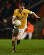 2 November 2019; Michael P O'Dowd of Clontibret O'Neill during the Ulster GAA Football Senior Club Championship Quarter-Final match between Crossmaglen Rangers and Clontibret O'Neills at Athletic Grounds in Armagh. Photo by Oliver McVeigh/Sportsfile