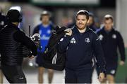 8 November 2019; Leinster Rugby operations Manager Ronan O'Donnell ahead of the Guinness PRO14 Round 6 match between Connacht and Leinster at the Sportsground in Galway. Photo by Ramsey Cardy/Sportsfile