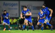 8 November 2019; Rónan Kelleher of Leinster during the Guinness PRO14 Round 6 match between Connacht and Leinster at the Sportsground in Galway. Photo by Ramsey Cardy/Sportsfile