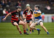 10 November 2019; Kevin O'Brien of Patrickswell in action against Pauric Mahony of Ballygunner during the AIB Munster GAA Hurling Senior Club Championship Semi-Final match between Patrickswell and Ballygunner at Walsh Park in Waterford. Photo by Seb Daly/Sportsfile