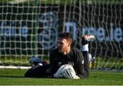 11 November 2019; Kieran O'Hara during a Republic of Ireland training session at the FAI National Training Centre in Abbotstown, Dublin. Photo by Seb Daly/Sportsfile