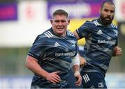11 November 2019; Tadhg Furlong, left, and Scott Fardy during Leinster Rugby squad training at Energia Park in Donnybrook, Dublin. Photo by Ramsey Cardy/Sportsfile