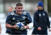 11 November 2019; Tadhg Furlong during Leinster Rugby squad training at Energia Park in Donnybrook, Dublin. Photo by Ramsey Cardy/Sportsfile