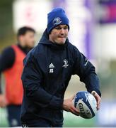 11 November 2019; Jonathan Sexton during Leinster Rugby squad training at Energia Park in Donnybrook, Dublin. Photo by Ramsey Cardy/Sportsfile