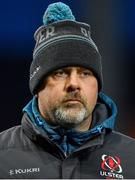 9 November 2019; Ulster head coach Dan McFarland prior to the Guinness PRO14 Round 6 match between Munster and Ulster at Thomond Park in Limerick. Photo by Brendan Moran/Sportsfile