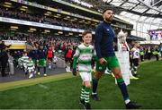 3 November 2019; Roberto Lopes of Shamrock Rovers during the extra.ie FAI Cup Final between Dundalk and Shamrock Rovers at the Aviva Stadium in Dublin. Photo by Stephen McCarthy/Sportsfile