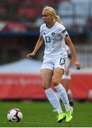 12 November 2019; Stephanie Roche of Republic of Ireland during the UEFA Women's 2021 European Championships Qualifier - Group I match between Greece and Republic of Ireland at Nea Smyrni Stadium in Athens, Greece. Photo by Harry Murphy/Sportsfile
