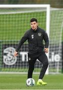 13 November 2019; John Egan during a Republic of Ireland training session at the FAI National Training Centre in Abbotstown, Dublin. Photo by Stephen McCarthy/Sportsfile