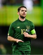 14 November 2019; Robbie Brady of Republic of Ireland during the International Friendly match between Republic of Ireland and New Zealand at the Aviva Stadium in Dublin. Photo by Seb Daly/Sportsfile