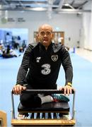 15 November 2019; Darren Randolph during a Republic of Ireland gym session at the Sport Ireland Institute in Abbotstown, Dublin. Photo by Stephen McCarthy/Sportsfile