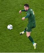 14 November 2019; Kevin Long of Republic of Ireland during the International Friendly match between Republic of Ireland and New Zealand at the Aviva Stadium in Dublin. Photo by Ben McShane/Sportsfile