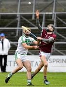 16 November 2019; Joe O'Connor of Ballyhale Shamrocks in action against Colin Fennelly of St Martin's during the AIB Leinster GAA Hurling Senior Club Championship semi-final match between Ballyhale Shamrocks and St Martin's at Nowlan Park in Kilkenny. Photo by Matt Browne/Sportsfile