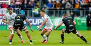 16 November 2019; Billy Burns of Ulster during the Heineken Champions Cup Pool 3 Round 1 match between Bath and Ulster at The Recreation Ground in Bath, England. Photo by John Dickson/Sportsfile