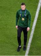 14 November 2019; Kevin Long of Republic of Ireland ahead of the International Friendly match between Republic of Ireland and New Zealand at the Aviva Stadium in Dublin. Photo by Ben McShane/Sportsfile