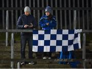16 November 2019; Naomh Conaill supporters on the terrace before the AIB Ulster GAA Football Senior Club Championship Semi-Final match between Clontibret and Naomh Conaill at Healy Park in Omagh. Photo by Oliver McVeigh/Sportsfile