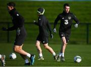 17 November 2019; Jack Clarke during a Republic of Ireland U21's training session at the FAI National Training Centre in Abbotstown, Dublin. Photo by Stephen McCarthy/Sportsfile