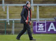17 November 2019; Kilcoo Manager Mickey Moran before the AIB Ulster GAA Football Senior Club Championship semi-final match between Kilcoo and Derrygonnelly at the Athletic Grounds in Armagh. Photo by Oliver McVeigh/Sportsfile
