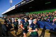 17 November 2019; Paul Boyle of Connacht ahead of the Heineken Champions Cup Pool 5 Round 1 match between Connacht and Montpellier at The Sportsground in Galway. Photo by Ramsey Cardy/Sportsfile