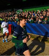 17 November 2019; John Porch of Connacht ahead of the Heineken Champions Cup Pool 5 Round 1 match between Connacht and Montpellier at The Sportsground in Galway. Photo by Ramsey Cardy/Sportsfile