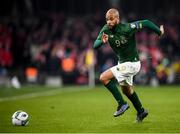 18 November 2019; David McGoldrick of Republic of Ireland during the UEFA EURO2020 Qualifier match between Republic of Ireland and Denmark at the Aviva Stadium in Dublin. Photo by Stephen McCarthy/Sportsfile