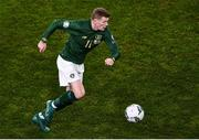18 November 2019; James McClean of Republic of Ireland during the UEFA EURO2020 Qualifier - Group D match between Republic of Ireland and Denmark at Aviva Stadium in Dublin. Photo by Ben McShane/Sportsfile