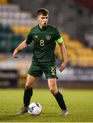 19 November 2019; Jayson Molumby of Republic of Ireland during the UEFA European U21 Championship Qualifier match between Republic of Ireland and Sweden at Tallaght Stadium in Tallaght, Dublin. Photo by Stephen McCarthy/Sportsfile
