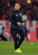 23 November 2019; Racing 92 backs coach Mike Prendergast prior to the Heineken Champions Cup Pool 4 Round 2 match between Munster and Racing 92 at Thomond Park in Limerick. Photo by Brendan Moran/Sportsfile