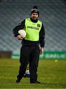 23 November 2019; Mourneabbey manager Shane Ronayne prior to the All-Ireland Ladies Senior Club Championship Final match between Kilkerrin-Clonberne and Mourneabbey at LIT Gaelic Grounds in Limerick. Photo by Eóin Noonan/Sportsfile
