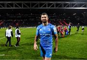 23 November 2019; Rob Kearney of Leinster following the Heineken Champions Cup Pool 1 Round 2 match between Lyon and Leinster at Matmut Stadium in Lyon, France. Photo by Ramsey Cardy/Sportsfile