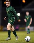 19 November 2019; Connor Ronan of Republic of Ireland during the UEFA European U21 Championship Qualifier match between Republic of Ireland and Sweden at Tallaght Stadium in Tallaght, Dublin. Photo by Harry Murphy/Sportsfile