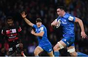 23 November 2019; James Ryan of Leinster during the Heineken Champions Cup Pool 1 Round 2 match between Lyon and Leinster at Matmut Stadium in Lyon, France. Photo by Ramsey Cardy/Sportsfile