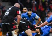 23 November 2019; Max Deegan of Leinster during the Heineken Champions Cup Pool 1 Round 2 match between Lyon and Leinster at Matmut Stadium in Lyon, France. Photo by Ramsey Cardy/Sportsfile