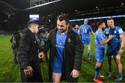 23 November 2019; Cian Healy of Leinster following the Heineken Champions Cup Pool 1 Round 2 match between Lyon and Leinster at Matmut Stadium in Lyon, France. Photo by Ramsey Cardy/Sportsfile