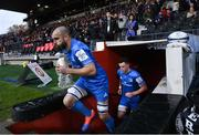 23 November 2019; Scott Fardy of Leinster ahead of the Heineken Champions Cup Pool 1 Round 2 match between Lyon and Leinster at Matmut Stadium in Lyon, France. Photo by Ramsey Cardy/Sportsfile