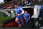 23 November 2019; Tadhg Furlong of Leinster ahead of the Heineken Champions Cup Pool 1 Round 2 match between Lyon and Leinster at Matmut Stadium in Lyon, France. Photo by Ramsey Cardy/Sportsfile