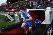 23 November 2019; James Ryan of Leinster ahead of the Heineken Champions Cup Pool 1 Round 2 match between Lyon and Leinster at Matmut Stadium in Lyon, France. Photo by Ramsey Cardy/Sportsfile