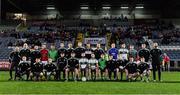 23 November 2019; The Portlaoise squad before the AIB Leinster GAA Football Senior Club Championship Semi-Final match between Portlaoise and Éire Óg at MW Hire O'Moore Park in Portlaoise, Co Laois. Photo by Piaras Ó Mídheach/Sportsfile