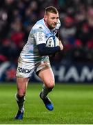 23 November 2019; Finn Russell of Racing 92 during the Heineken Champions Cup Pool 4 Round 2 match between Munster and Racing 92 at Thomond Park in Limerick. Photo by Brendan Moran/Sportsfile
