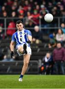 24 November 2019; Colm Basquel of Ballyboden St Endas kicks a free during the AIB Leinster GAA Football Senior Club Championship Semi-Final match between Garrycastle and Ballyboden St Endas at TEG Cusack Park in Mullingar, Westmeath. Photo by Ray McManus/Sportsfile