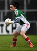 23 November 2019; Aisling Healy of Naomh Pól during the All-Ireland Ladies Intermediate Club Championship Final match between Naomh Ciaran and Naomh Pól at Kingspan Breffni in Cavan. Photo by Harry Murphy/Sportsfile