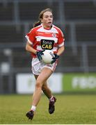 23 November 2019; Caoimhe Stewart of Naomh Pól during the All-Ireland Ladies Intermediate Club Championship Final match between Naomh Ciaran and Naomh Pól at Kingspan Breffni in Cavan. Photo by Harry Murphy/Sportsfile