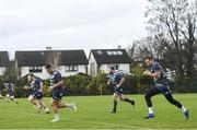 25 November 2019; Dave Kearney during Leinster Rugby squad training at UCD in Dublin. Photo by Ramsey Cardy/Sportsfile