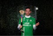 26 November 2019; St. Mullins and Carlow hurler Marty Kavanagh is pictured ahead of the AIB Leinster Senior Hurling Club Championship Final where they face Shamrocks of Kilkenny on Sunday December 1st at O'Moore Park, Portlaoise. AIB is in its 29th year sponsoring the GAA Club Championship and is delighted to continue to support the Junior, Intermediate and Senior Championships across football, hurling and camogie. For exclusive content and behind the scenes action throughout the AIB GAA & Camogie Club Championships follow AIB GAA on Facebook, Twitter, Instagram and Snapchat. Photo by Ramsey Cardy/Sportsfile