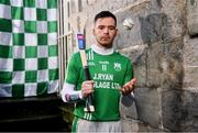 26 November 2019; St. Mullins and Carlow hurler Marty Kavanagh is pictured ahead of the AIB Leinster Senior Hurling Club Championship Final where they face Shamrocks of Kilkenny on Sunday December 1st at O'Moore Park, Portlaoise. AIB is in its 29th year sponsoring the GAA Club Championship and is delighted to continue to support the Junior, Intermediate and Senior Championships across football, hurling and camogie. For exclusive content and behind the scenes action throughout the AIB GAA & Camogie Club Championships follow AIB GAA on Facebook, Twitter, Instagram and Snapchat. Photo by Sam Barnes/Sportsfile