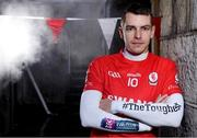 26 November 2019; Éire Óg and Carlow footballer Sean Gannon is pictured ahead of the AIB Leinster Senior Football Club Championship Final where they face Ballyboden St. Endas of Dublin on Sunday December 8th. AIB is in its 29th year sponsoring the GAA Club Championship and is delighted to continue to support the Junior, Intermediate and Senior Championships across football, hurling and camogie. For exclusive content and behind the scenes action throughout the AIB GAA & Camogie Club Championships follow AIB GAA on Facebook, Twitter, Instagram and Snapchat. Photo by Sam Barnes/Sportsfile