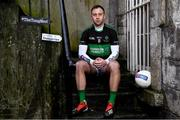 26 November 2019; Nemo Rangers and Cork footballer Paul Kerrigan is pictured ahead of the AIB Munster Senior Football Club Championship Final where they face Clonmel Commercials of Tipperary on Sunday December 1st at Fraher Field, Dungarvan. AIB is in its 29th year sponsoring the GAA Club Championship and is delighted to continue to support the Junior, Intermediate and Senior Championships across football, hurling and camogie. For exclusive content and behind the scenes action throughout the AIB GAA & Camogie Club Championships follow AIB GAA on Facebook, Twitter, Instagram and Snapchat. Photo by Sam Barnes/Sportsfile